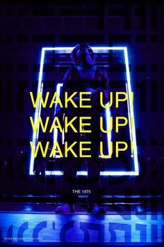 WAKE UP! The 1975 Wallpaper, The 1975 Concert, Matthew Healy, Money Sign, Band Wallpapers, Band Photography, Latest Albums, Picture Wall, Photo Wall