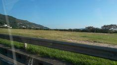 As estradas de SC são lindas.