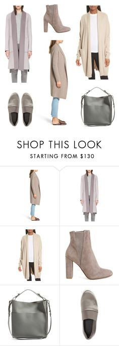 """""""untitled"""" by sarahswansondesign ❤ liked on Polyvore featuring Halogen, Soia & Kyo, Vince, Steve Madden and AllSaints"""