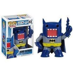 Domo Batman (Box Damage)