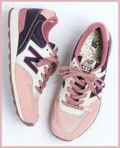 Different Types of Sneakers. I wager it is those sneakers that you use everywhere. Sneaker can be used for lots of things Sock Shoes, Cute Shoes, Me Too Shoes, Shoe Boots, Shoe Bag, Tenis Nb, Purple Sneakers, Shoes Sneakers, White Sneakers
