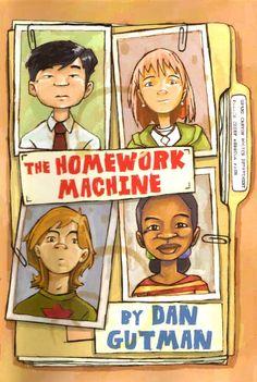 The homework machine.