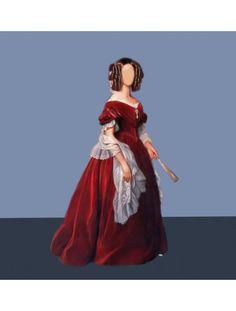 dama in velluto