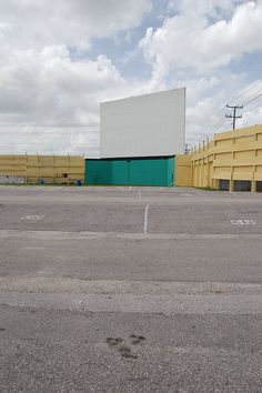 Silver Moon Drive-In Theater, Lakeland, FL