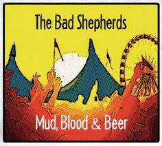 The Bad Shepherds – Ade Edmondson, Troy Donockley and Tim Harries —