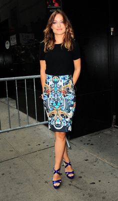 Olivia Wilde style lessons