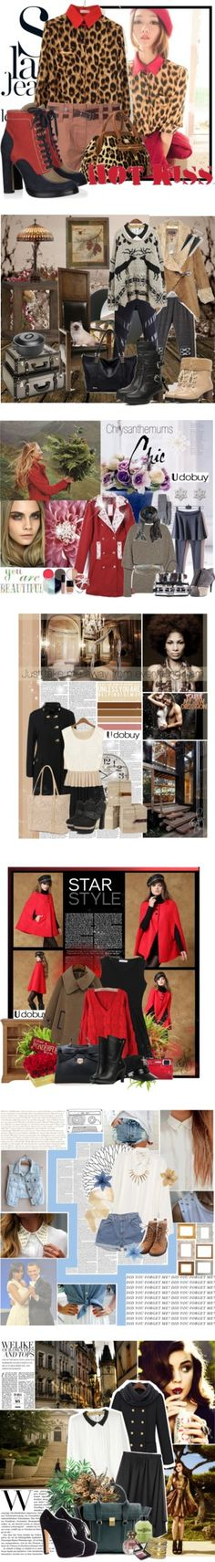 """""""Udobuy Daily Top Sets"""" by udobuy ❤ liked on Polyvore"""