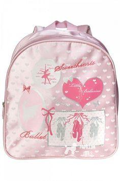 b92af9071739b Papillon Girls' Pink Back Pack – £13.95 from Dancewear Central Papillon  Girls' Pink