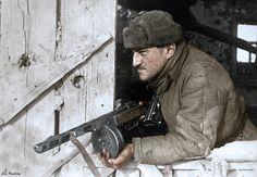 soviet solder ww2