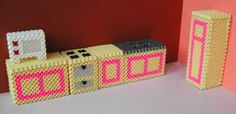 house doll hama beads - Buscar con Google