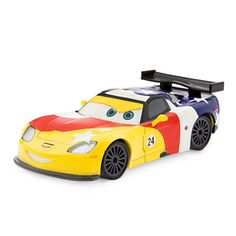 Jeff Gorvette Die Cast Car - Chaser Series