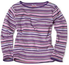 Country Kids Girls 2-6x Stripey Top