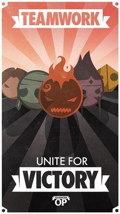 Unite Teamwork OP | League of Legends