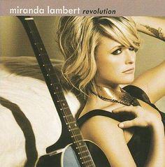 Miranda Lambert - Revolution, Grey