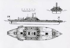 Aye Candy: Confederate Ironclad Texas | American Civil War Forums