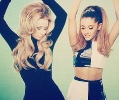Ariana Grande going on tour with Iggy Azalea!
