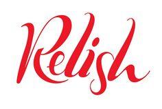 Coloured Lettering for Relish label   Flickr – Condivisione di foto!