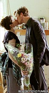 WRECKERS (2011) ~ Benedict Cumberbatch kisses Claire Foy [GIF/Video]