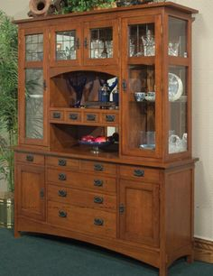 houston style dining hutches hutch amish craftsman furniture mission