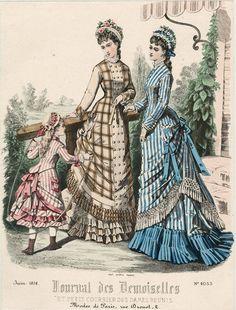 Journal des Demoiselles 1876