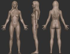 Sort a Done. Its almost there... I swear...: Anatomy Sculpts
