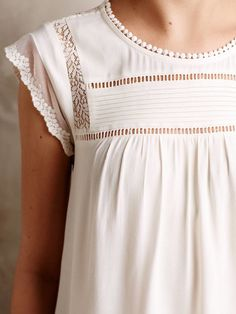 Nellore Blouse #anthrofave