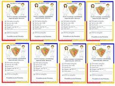 Born to shine ★ LDS: Cartões de designações para o tempo de compartilha...