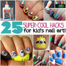 Image result for step by step nail hacks
