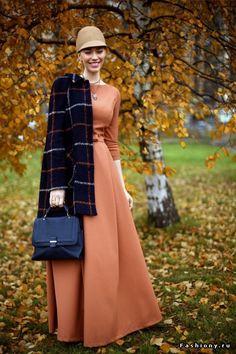 Новые образы от модных блоггеров (русская версия)