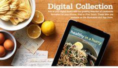 William-Sonoma Recipe eBooks!