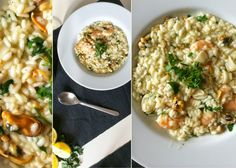 g2food: my fave risotto = seafood