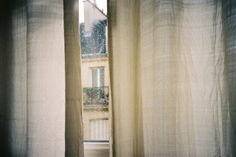 First glimpse of morning, Paris