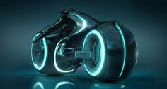 TRON: Legacy light cycle. There's no argument purists, this is so much better than the original light cycle.