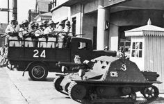 Japanese Vickers Carden-Loyd tankette