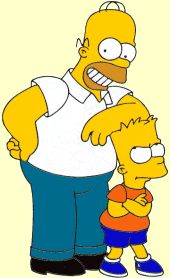 Why did the producers of the Simpson's