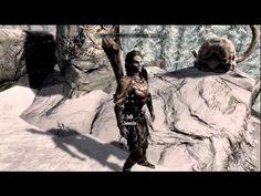 Skyrim - Easter Egg Weapon
