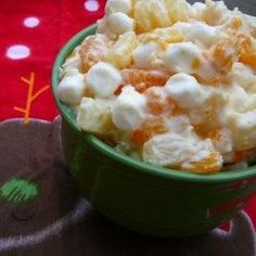Sarahs Ambrosia Fruit Salad - Allrecipes.com
