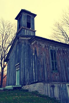 Haunted Egg Hill Church