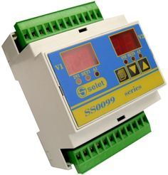 SS009900  Double relay unit for sensors Unità doppio relè per sensori  http://www.selet.it/eng/s_categ.asp?id=5&pag=1