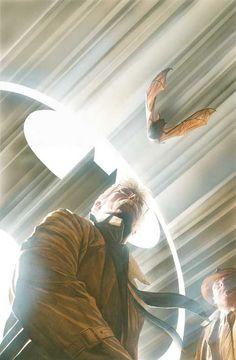Batman: Comissário Gordon e o Sinal do Morcego de Alex Ross.