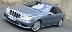 Mercedes S55 AMG: Die große Freiheit: 2004er W220 sprengt mit 320 km/h alle Fesseln