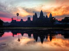 The archeological wonder of Angkor Wat and its surrounding temples shouldn't be missed--but you need a strategy to see and appreciate it without being stuck in the middle of a mob.
