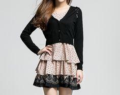 cute outfit, K Fashion,  (≧∇≦)/ casual, cute outfit, Cute Korean Fashion, korea, Korean, seoul, kfashion, kpop fashion, girl's wear, ladies' wear, pretty, kawaii