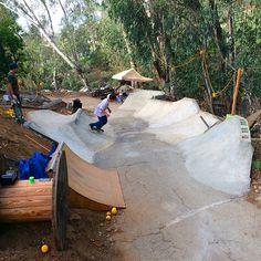 #skateboarding #thacompound #diy