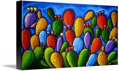 Prickly Pear Cactus | Renie Britenbucher
