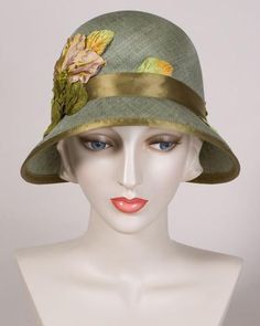 166 Best ROARING TWENTIES - THE CLOCHE HATS images  ae2ff3a31aa2