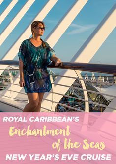 Fun New Year's Eve cruise with Royal Caribbean.