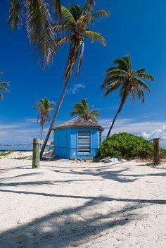 Blue Lagoon. Nassau, Bahamas