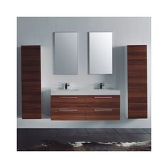Europa Hampton Plum Bathroom Vanity Set T1380