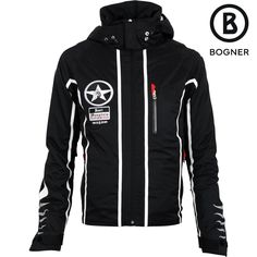 Bogner Yaki-T Insulated Ski Jacket (Men's) | Peter Glenn